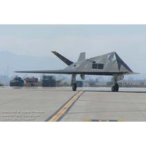 Aviões Combate Jato Ed 49 Lockheed Martin F-117a Nighthawk