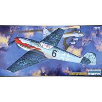 Avião Bf-109 T-2 Academy 1/48 Tipo Kit Revell E Tamiya