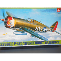 P-47 D Thunderbolt Razorback 1/48 Tamiya