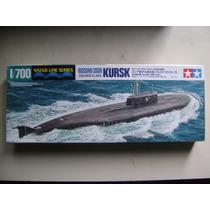Submarino Kursk Ssgn 1/700 Urss Nuclear Tamiya Kit Montado