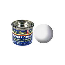 Tinta Revell Para Plastimodelismo - Branco Sólido Seda 3230