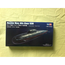 Modelo Submarino - Alfa Class Esc. 1/350 - Hobbyboss