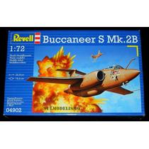 Avião Raf Buccaneer Decais Guerra Do Golfo Kit Revell 1/72