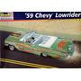 Chevrolet 59 Lowrider 1/25 Revell Monogram Plastimodelismo