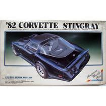 1982 Corvette Stingray - 1/24 - Arii - Kit Raro