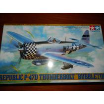 Tamiya 1/48 P47d Thunderbolt Bubbletop - Pronta Entrega!