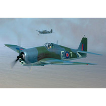 Kit Para Montar Grumman F6f Hellcat Mk.ii British Fleet Air