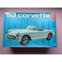 Corvette 53 Maquete 1/25 Duas Opçoes Modelo Rarissimo