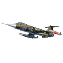 F-104 G Starfighter 1:144 - 04060 - Revell