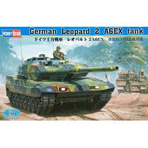 Tank Leopard 2 A6 A6ex Alemão Mbt Escala 1/35 Da Hobby Boss