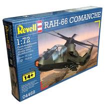 Kit Para Montar Helicóptero Rah-66 Comanche 1:72 Revell