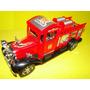 Retro Vintage Caminhão Bombeiro Comp.29cm Larg.9,5cm