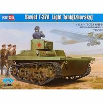 Hobbyboss - Tanque Soviet T-37a Light Tank - Izhorsky