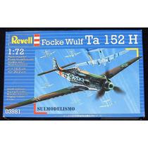 Caça Alemão Segunda Guerra Focke Wulf Ta-152 Kit 1/72 Revell