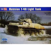 Hobbyboss - Tanque Russian T-40 Light Tank