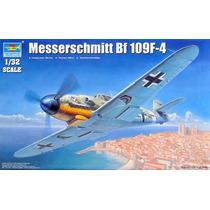 Messerschmitt Bf 109f-4 (trumpeter 1/32)