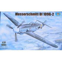Messerschmitt Bf 109g-2 (trumpeter 1/32)