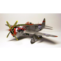 Kit Para Montar P-47d-30 Thunderbolt 1/72 - Plastimodelismo