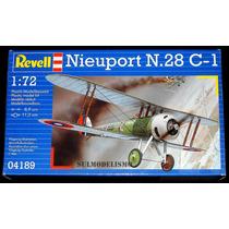 Caça Americano Primeira Guerra Nieuport N28 Kit 1/72 Revell