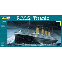 Revell Kit Pra Montar - Navio Titanic
