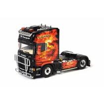 Miniatura Scania R Topline 1/50 Escala Replica