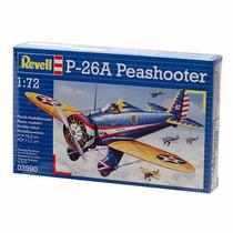 Kit Para Montar P-26a Peashooter 1:72 Revell