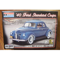 Revell 85-4371 Ford Standard Coupe 1940 1:25