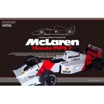 Mclaren Mp4/7 F1 Ford 1/20 Tamiya Ayrton Senna Kit P/ Montar