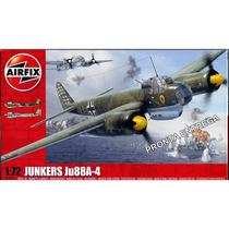 Avião Ju-88 A4 Airfix 1/72 Kit Tipo Revell E Tamiya