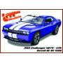 Revell / Monogran - 2013 Dodge Challenger Srt8 - 1/25