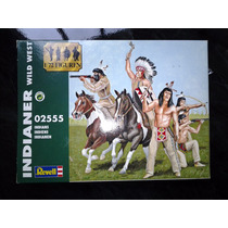 Revell Indianer Wild West 1:72 - Novo