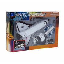 Kit Montar Space Shuttle Space Adventure New Ray 1:48 3434-4
