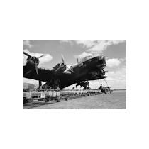 Maquete Avião Short Stirling