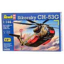 Kit Para Montar Helicóptero Sikorsky Ch-53g 1:144 Revell