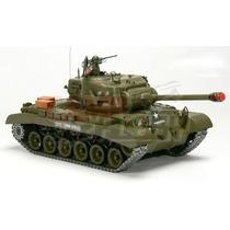 Tanque De Guerra Heng Long Snow Leopard M26 1/16 2.4ghz Som