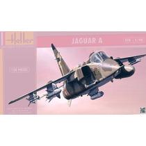 Avião Jaguar A Heller 1/48 Kit P Montar Tipo Revell E Tamiya