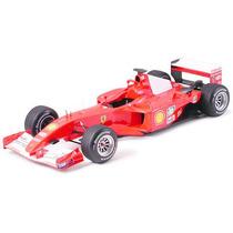 Tamiya-carro F-1 Ferrari F-2001-lacrado-na Caixa