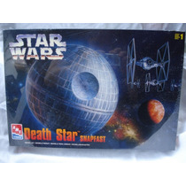 Model Kit - Star Wars - Death Star - Psfmonteiro - Esc, 1/66