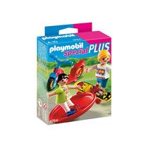 Playmobil - Special Plus - Crianças Com Brinquedos 4764