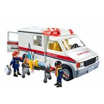 Playmobil Ambulancia De Resgate 5952 - Sunny
