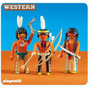 Playmobil Western Add On - Sioux - Nova Linha - 6272 Lacrado