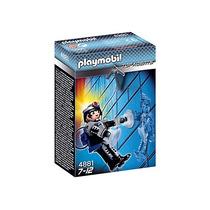 Playmobil Top Agents Figuras Espião 4881