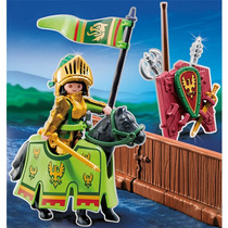 Playmobil Código 5355 Cavaleiro Medieval Da Ordem De Águia
