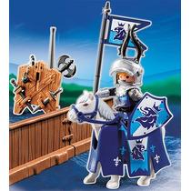 Playmobil Código 5356 Cavaleiro Medieval Da Ordem Do Leão