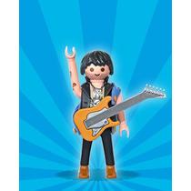 Playmobil Figures - Série 1 - Meninos - Guitarrista