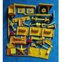 Playmobil-182 - Lote De +30 Acessórios Diversos Amarelos