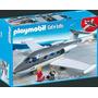 Playmobil 5619 Avião De Empresário