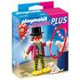 Playmobil Special Plus Palhaço E Cachorros De Circo Original
