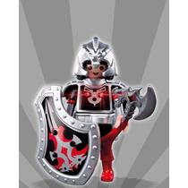 Playmobil Figures - Série 3 -meninos - Guerreiro Medieval