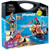 Playmobil Maleta Pirata Cod: 5894